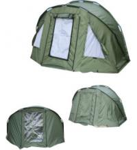China Waterproof 210D PU coating Alum. frame Carp Fishing Tent wholesale