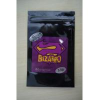 Quality Eco-friendly Herbal Incense Packaging 3.5g BIZARRO Black Potpourri for sale