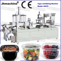 China New Condition PP Transparent Sheet Automatic Plastic Trays Forming Machine for Fruit Tray wholesale