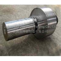 China 42CrMo4 OD702 x350 x1500mm Threaded Metal Hardened Forged Steel Shaft For Ship Building Industry wholesale