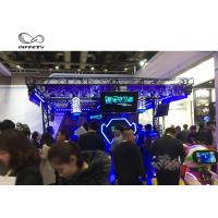 Quality Large Space Walking Four Player VR Shooting Simulator For Shopping Mall for sale