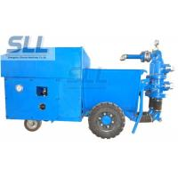 Quality Lower Failure Rate Concrete Mix Pumping Machine Mechanical Transmission for sale