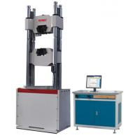 China High Pressure Hydraulic Tensile Testing Machine With 2000 KN Capacity on sale
