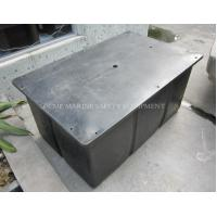 Quality 3-2 Rotomolded Plastic Pontoon for Dock LLDPE Material Plastic Floating Drum for Floating marina dock for sale