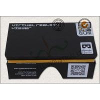 Quality Rigid Electronic Paper Packaging Box , 3D Virtural Viewer Electronic Device Packaging for sale