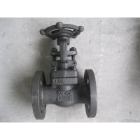 China LF2 / A105N Forged Steel Gate Valve Bolted Bonnet Socket - Welding End wholesale