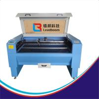 China Non Metal Paper Laser Cutting Machine ,Cnc Laser Cutter For Leather Fabric OEM / ODM wholesale