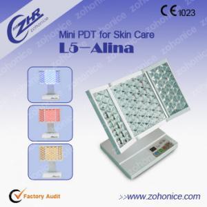 China Skin Whitening Skin Rejuvenation Machine , PDT Light Therapy Beauty Equipment on sale