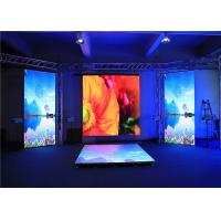 China Waterproof Small Pixel Pitch Led Screen Rentals Clear Video Effect For Picture Show wholesale