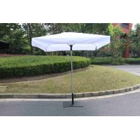 China Custom Advertising Beach Umbrellas Waterproof UV Resistant Flame Retardant wholesale