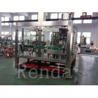 China 5000 BPH Beer Filling Machine Automatic High Speed Wine Bottle Filler Machine wholesale