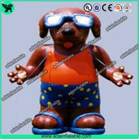 China Inflatable Dog, Inflatable Dog Costume,Cool Dog Inflatable For Sunglasses Advertising wholesale