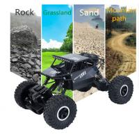 China Child'S 2.4G Four Wheel Drive RC Cars / All Terrain Remote Control Cars For Kids wholesale
