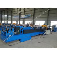 China Metal Z Purlin Roll Forming Machine Quick Change Design 1.0 - 3.0mm Material Thickness wholesale