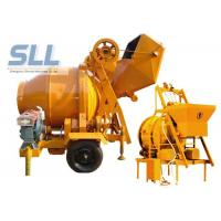 China JZC350 Concrete Mixer Concrete Batching Plant Diesel Engine Concrete Mixer Machine wholesale