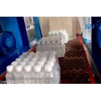 China Bottles / Cans Film Shrink Packaging Machine / Equipment 3ph 5cores 380V 19KW wholesale
