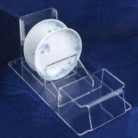 China Acrylic Plate Display Stand Acrylic Displays With Popular Shape wholesale
