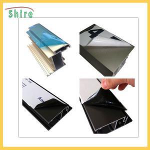 China Metal Processing Temporary Protective Film , PE Wall Protector Film Medium Adhesive wholesale