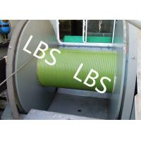 China Oil Field Logging Well Winch / Offshore Winch With Lebus Groove Sleeves wholesale