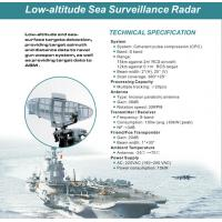 China CPC Low Airspace Target Detection And Surveillance Radar System For Fire Control System wholesale