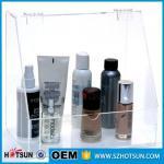 Diamond Handle Clear Acrylic Makeup Organizer, Acrylic Makeup Drawer Box, Flip Cover Acrylic Cosmetic Storage Boxes