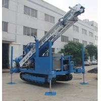 China Multi Functional Full - Hydraulic Drilling Machine With 7m Feeding Stroke wholesale
