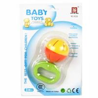 China JC0158325 Promotion baby toy for kid baby rattle wholesale
