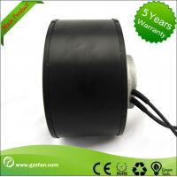 China Air Purification Forward Curved Centrifugal Fan Blower , DC Input High Pressure Centrifugal Fan wholesale
