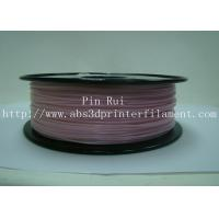 China High Strength White To Purple Color Changing Filament 1kg / Spool wholesale