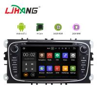 China WIFI IPOD USB AUX Car Dvd Player For Ford Focus Touch Screen Humanization Design wholesale