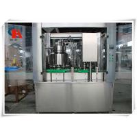 Buy cheap Automatic Carbonated Beverage Filling Machine Adopting Equal Pressure Filling Principle from wholesalers