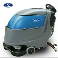 China Battery Power Commercial Floor Scrubber Machine Cleaning Equipment For Propery wholesale