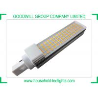China 50 - 60Hz 10W LED Plug Light G24 3000K High Efficiency With Green Light Source wholesale