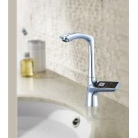 China 2014 Fashion Digital Kitchen Temperature Control Faucets wholesale