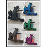 China Professional Rotary Tattoo Machine Handmade With 12 Wraps Coil wholesale