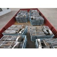 China GX120Mn13 Wavy Liner Plates for Diameter 3 x 14 Cement Mill Better Toughness Moulding Board wholesale