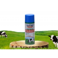 China Non Toxic Acrylic Livestock Marker Spray For Pig Cattle Sheep wholesale