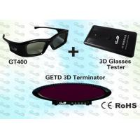 China IR 3D Emitter and IR 3D Glasses for Museum  wholesale