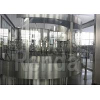 China CE 2000 - 20000BPH Automatic Water Filling Line Equipment For Water Packaging wholesale