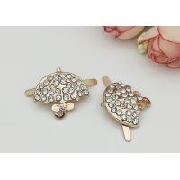China Umbrella Shaped Zinc Alloy Buckle 24*22MM Suitable For Girls Shoes Fashionable on sale