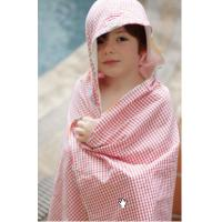 China Toddler Hooded Bath Towel Infant Bath Accessories Safe Absorbent Cotton Material wholesale