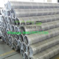China welding ring sand control v wire wrapped water well screens for well drilling wholesale