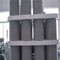 China 500D PVC Coated Yarn For The Swimming Fabric Use Tear Resistant wholesale