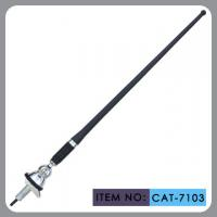 China Retractable Vehicle Radio Antenna With Ordinary Radio Plug Coaxial Cable 3C-2V wholesale