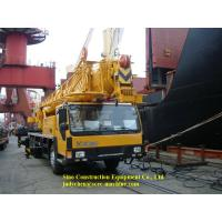 China 75 Ton Telescopic Truck Crane XCMG QY75K Engineering Crane Truck Series on sale