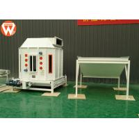 China Low Thermal Resistance Counterflow Pellet Cooler 1-2 T/H Capacity Easy Operation wholesale