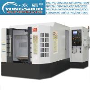 China 630*630mm Double Rotary Table Horizontal CNC Machining Center Exchange Horizontal CNC wholesale