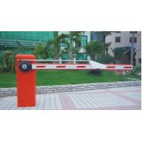 China Driveway Barrier Automatic Boom Gates , Boom Barrier Gate 433MHz wholesale