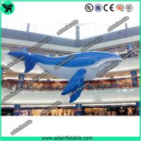 China Inflatable Whale,Blue Inflatable Whale, Event Hanging Inflatable Animal wholesale