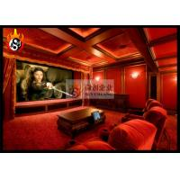 China Home Theater 5D Cinema Equipment 19 Inches LCD with 5.1 Channel Audio System wholesale